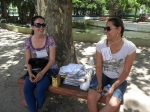 Coordenadoras - Angélica e Lidiane
