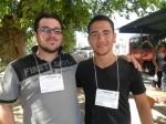 Coordenadores - Marco e Matheus